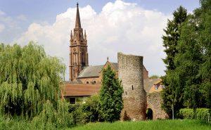 Stadt Langen Foto