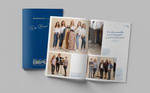 Kaufhaus BRAUN Broschuere