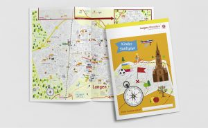 Stadt Langen Kinderstadtplan