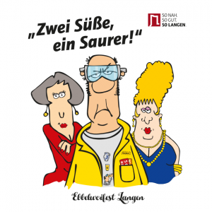 Stadt Langen So So So Kampagne Herbert